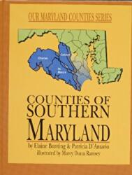 Counties of Southern Maryland (ISBN: 9780870335358)