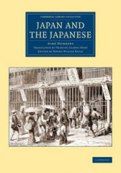Japan and the Japanese (ISBN: 9781108081078)