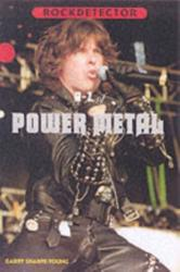 Rockdetector: A to Z of Power Metal (ISBN: 9781901447132)