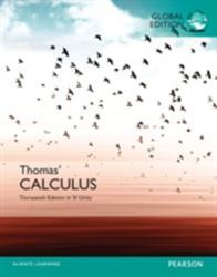 Thomas' Calculus (ISBN: 9781292089799)