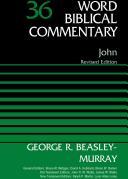John, Volume 36: Revised Edition (ISBN: 9780310522164)