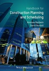 Handbook for Construction Planning and Scheduling (ISBN: 9780470670323)