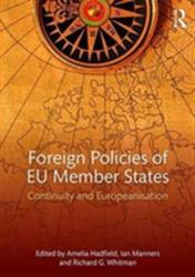 Foreign Policies of EU Member States (ISBN: 9780415670067)
