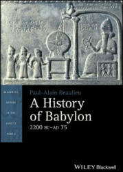 History of Babylon (ISBN: 9781405188982)