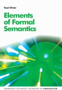 Elements of Formal Semantics (ISBN: 9780748640430)