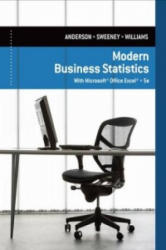 Modern Business Statistics with Microsoft Excel (ISBN: 9781285433301)