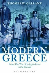 Modern Greece - A Political and Social History from the War of Independence to the Present (ISBN: 9781472567567)