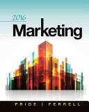 Marketing 2016 (ISBN: 9781285858340)