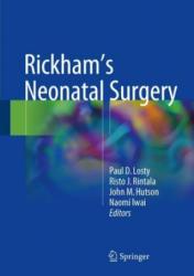 Rickham's Neonatal Surgery (ISBN: 9781447147206)