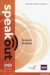 Speakout Advanced Workbook Without Key (ISBN: 9781292114231)