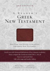Reader's Greek New Testament (ISBN: 9780310516804)