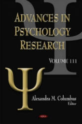 Advances in Psychology Research (ISBN: 9781634829656)