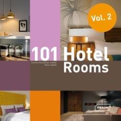101 Hotel Rooms, Vol. 2 (ISBN: 9783037681985)