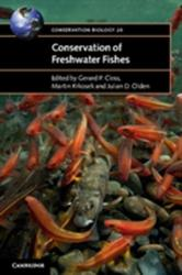 Conservation of Freshwater Fishes (ISBN: 9781107616097)