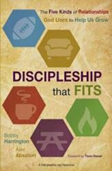 Discipleship That Fits (ISBN: 9780310522614)