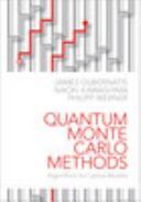 Quantum Monte Carlo Methods - Algorithms for Lattice Models (ISBN: 9781107006423)