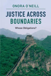 Justice Across Boundaries - Whose Obligations? (ISBN: 9781107538177)