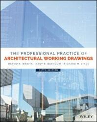 Professional Practice of Architectural Working Drawings (ISBN: 9781118880524)