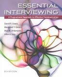Essential Interviewing (ISBN: 9781305271500)