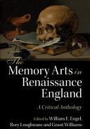 MEMORY ARTS RENAISS ENGL 1500 1700 (ISBN: 9781107451674)