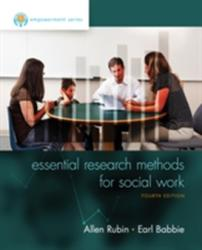 Empowerment Series: Essential Research Methods for Social Work (ISBN: 9781305101685)