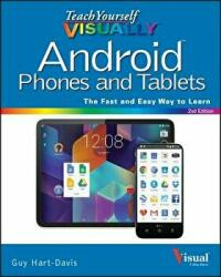 Teach Yourself Visually Android Phones and Tablets (ISBN: 9781119116769)