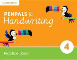 Penpals for Handwriting Year 4 Practice Book (ISBN: 9781316501467)