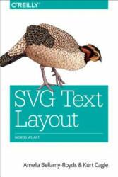 SVG Text Layout (ISBN: 9781491933824)