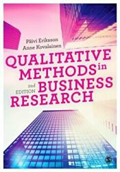 Qualitative Methods in Business Research (ISBN: 9781446273395)