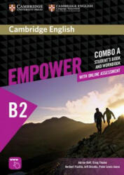 Cambridge English Empower Upper Intermediate Combo A with Online Assessment (ISBN: 9781316601297)