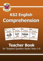 KS2 English Targeted Comprehension (ISBN: 9781782944706)