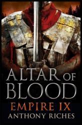 Altar of Blood: Empire IX (ISBN: 9781444732023)