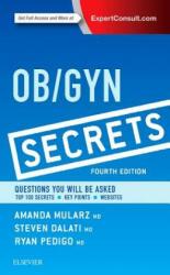 Ob/Gyn Secrets - Amanda Mularz (ISBN: 9780323399227)
