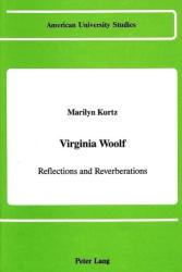 Virginia Woolf - Reflections and Reverberations (ISBN: 9780820413280)