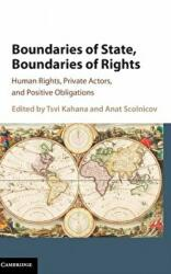 Boundaries of State, Boundaries of Rights (ISBN: 9781107066502)