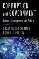 Corruption and Government - Susan Rose-Ackerman, Bonnie J. Palifka (ISBN: 9781107441095)