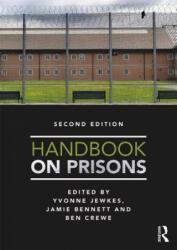 Handbook on Prisons (ISBN: 9780415745666)