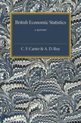 British Economic Statistics - A Report (ISBN: 9781316603888)