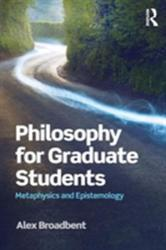 Philosophy for Graduate Students (ISBN: 9781138930506)