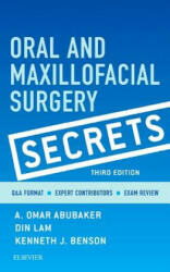 Oral and Maxillofacial Surgery Secrets (ISBN: 9780323294300)