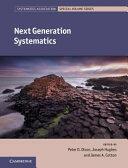 Next Generation Systematics (ISBN: 9781107028586)