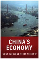 China's Economy - What Everyone Needs to Know (ISBN: 9780190239022)