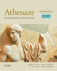 Athenaze, Workbook II - Gilbert Lawall (ISBN: 9780190607692)