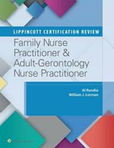 Lippincott Certification Review: Family Nurse Practitioner & Adult-Gerontology Nurse Practitioner - Albert Rundio, William J. Lorman (ISBN: 9781496306586)