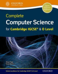 Complete Computer Science for Cambridge IGCSE & O Level Student Book (ISBN: 9780198367215)