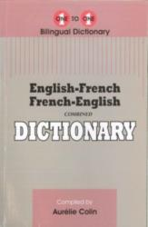 English-French & French-English One-to-One Dictionary - A. Colin (ISBN: 9781908357410)