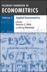 Palgrave Handbook of Econometrics: Volume 1: Econometric Theory (ISBN: 9781403941558)