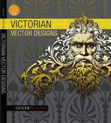 Victorian Vector Designs (ISBN: 9780486990255)