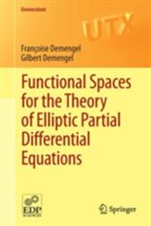 Functional Spaces for the Theory of Elliptic Partial Differential Equations (ISBN: 9781447128069)