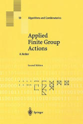 Applied Finite Group Actions (ISBN: 9783642085222)